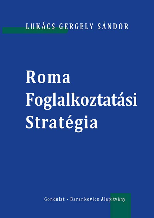 Roma foglalkoztatási stratégia
